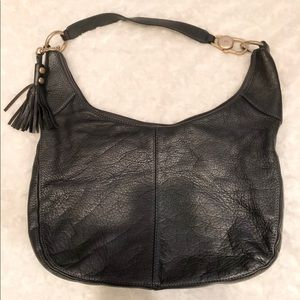 HOBO gray purse